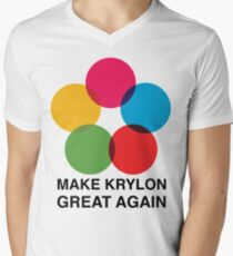 Make Krylon Great Again - Balls Men's V-Neck T-Shirt