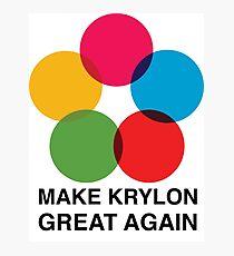 Make Krylon Great Again - Balls Photographic Print
