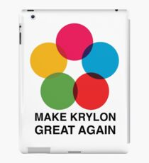 Make Krylon Great Again - Balls iPad Case/Skin