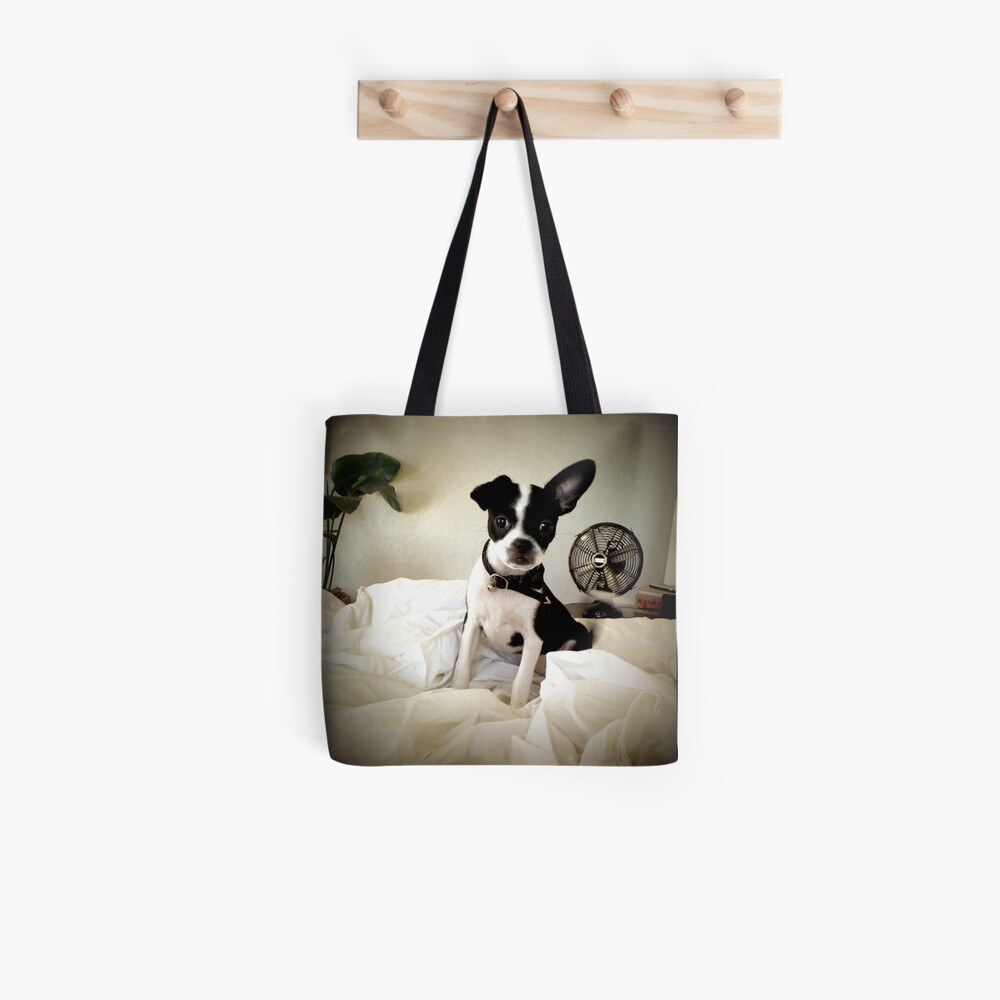 Keep an Ear To the Wind Tote Bag