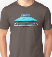 60's Vintage Car Slim Fit T-Shirt