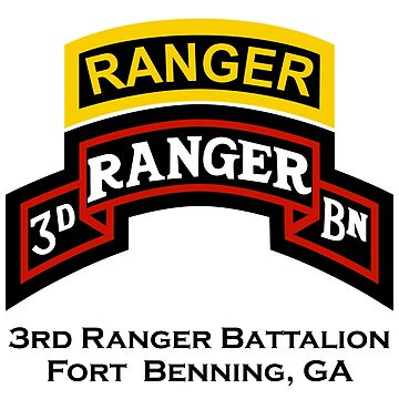 3rd Ranger tab by jcmeyer