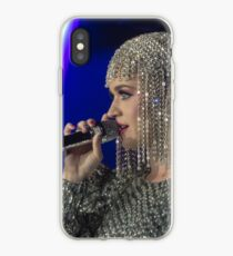 Katy Perry performing live iPhone Case