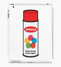 Make Krylon Great Again - Can iPad Case/Skin