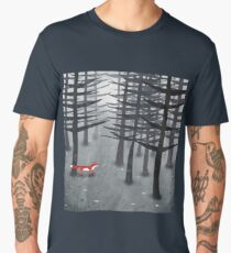 The Fox and the Forest Men's Premium T-Shirt