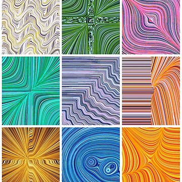 Electric Field Art  by OliviaHathaway