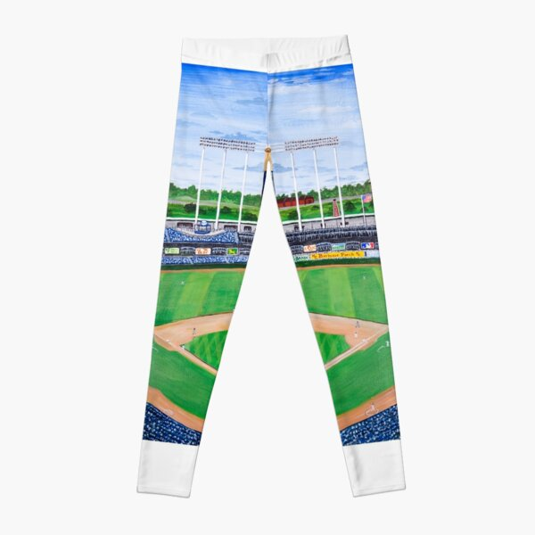An Amazing Game at the K  Leggings