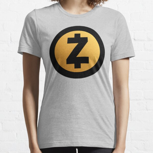 Zcash Cryptocurrency Essential T-Shirt