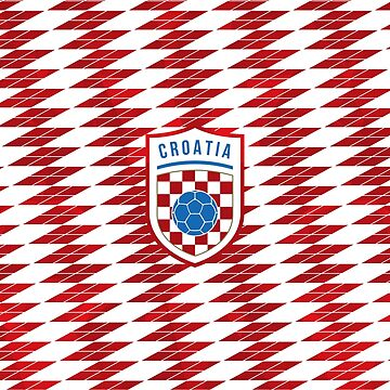 Croatia Football by fimbisdesigns