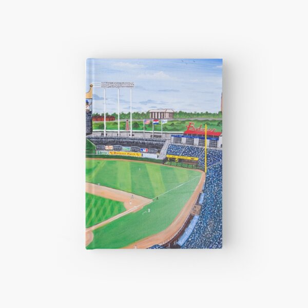 An Amazing Game at the K  Hardcover Journal