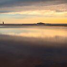 Sandwood Bay Sunset by derekbeattie