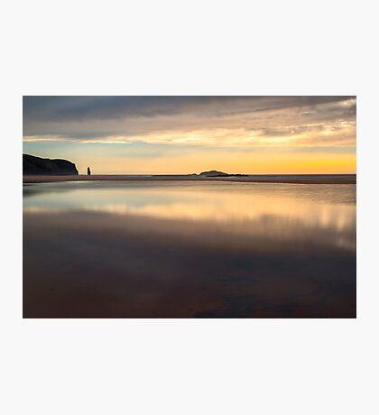 Sandwood Bay Sunset Photographic Print