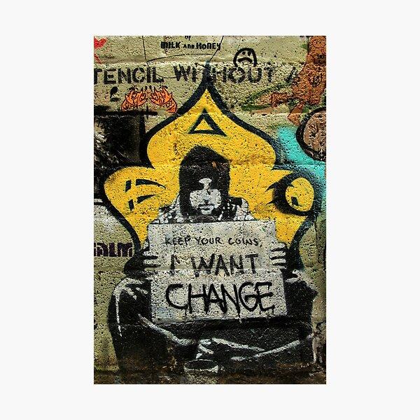 Street Art: global edition # 94 Photographic Print