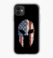 Spartan Shirt Chest Red 2 iphone case