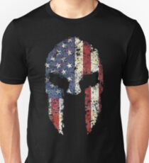 American Spartan Unisex T-Shirt