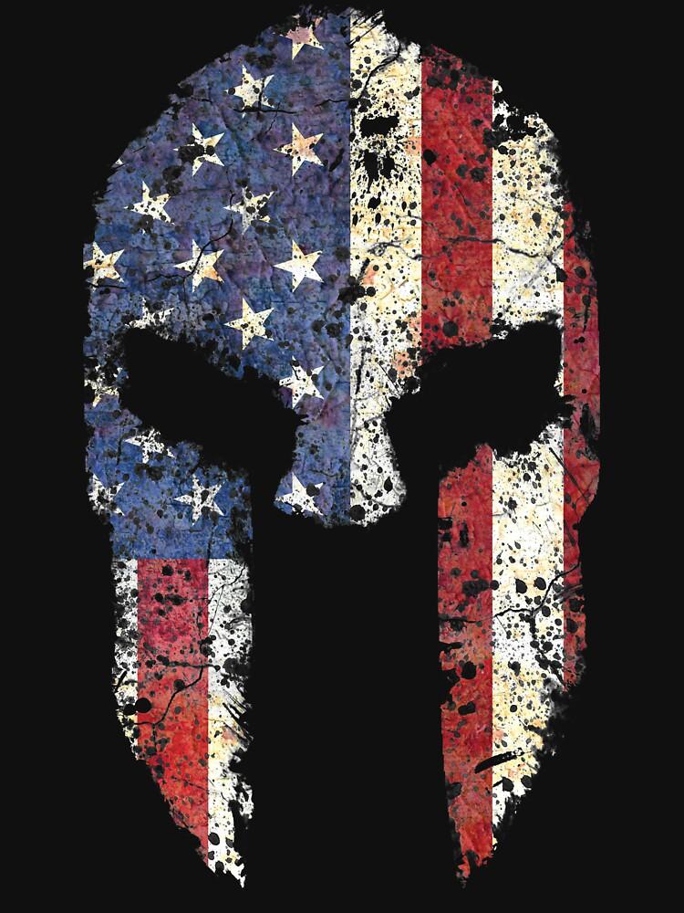 American Spartan | Unisex T-Shirt