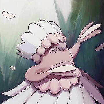 Hula Bird by PokeFuseMe
