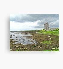 Dunguaire Castle Canvas Print