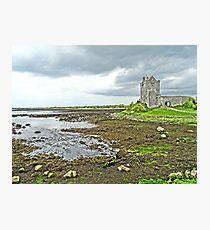 Dunguaire Castle Photographic Print