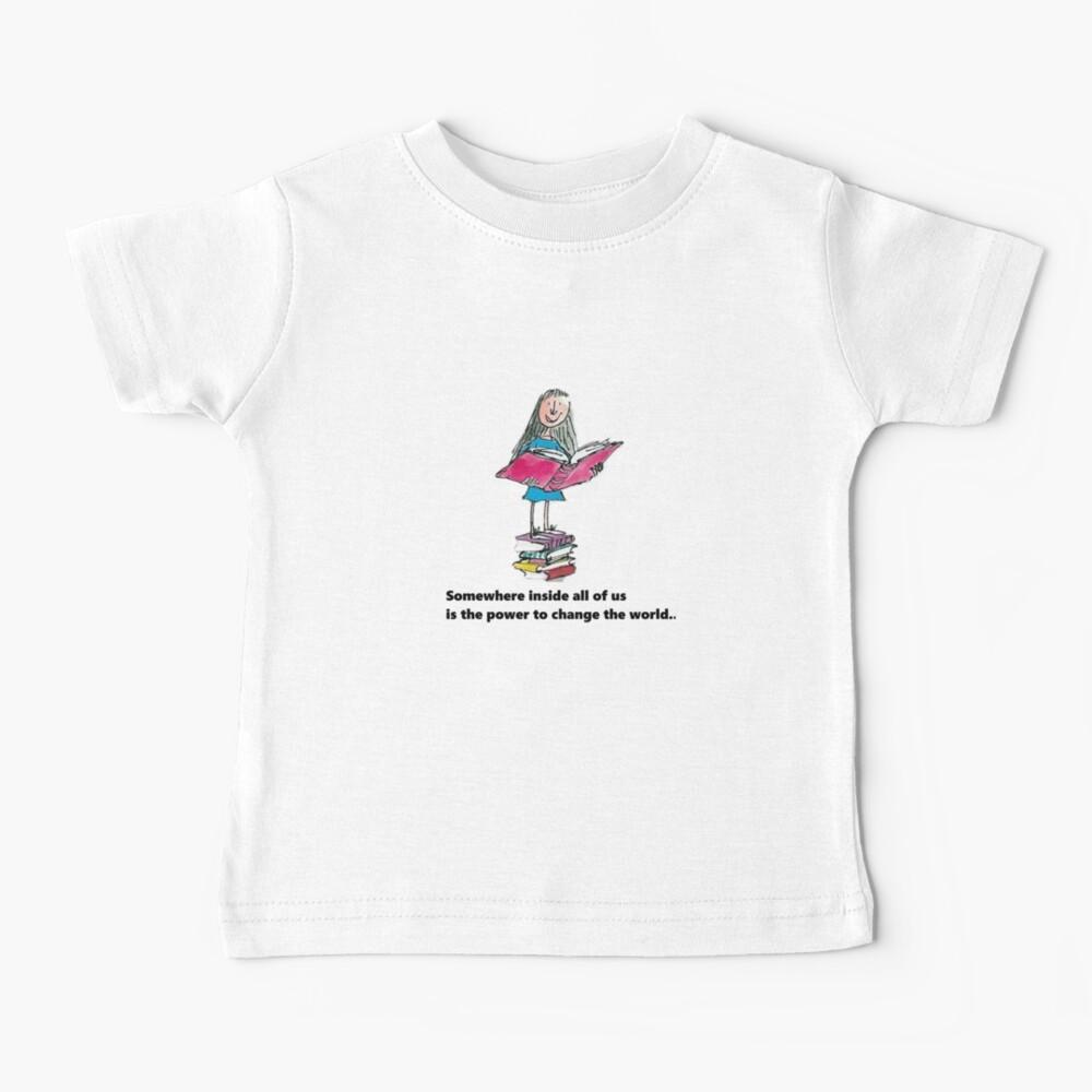 Matilda bookworm Baby T-Shirt