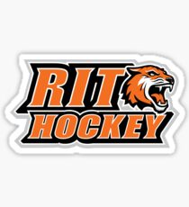 RIT Hockey Logo Sticker