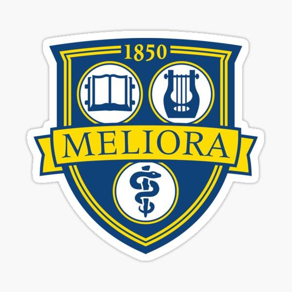 UR Meliora Logo Sticker