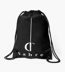 Fencing Sabre Saber Drawstring Bag