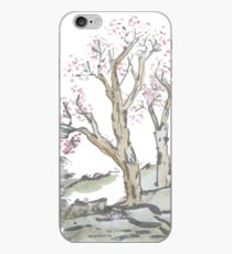 Spring Trees iPhone Case
