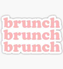 Brunch Sticker