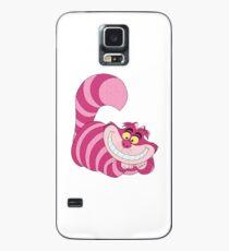 Funda/vinilo para Samsung Galaxy El gato de Cheshire
