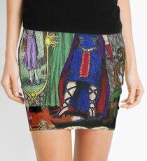 Heart's Desire Mini Skirt