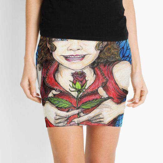Rose Fairy Mini Skirt