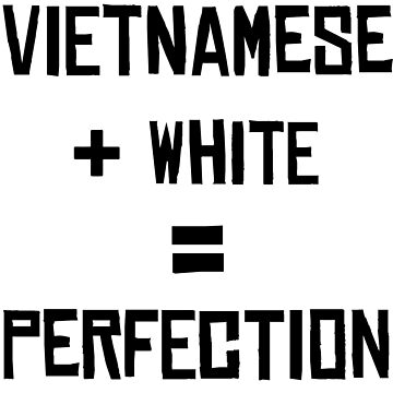VIETNAMESE WHITE PERFECTION by DesireeNguyen
