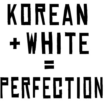 Korean White Perfection by DesireeNguyen