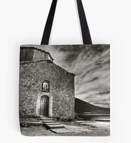 Agios Fanourios Tote Bag