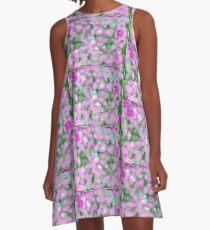 Greenpink A-Line Dress