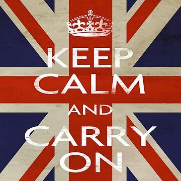 Keep Calm by heryca29