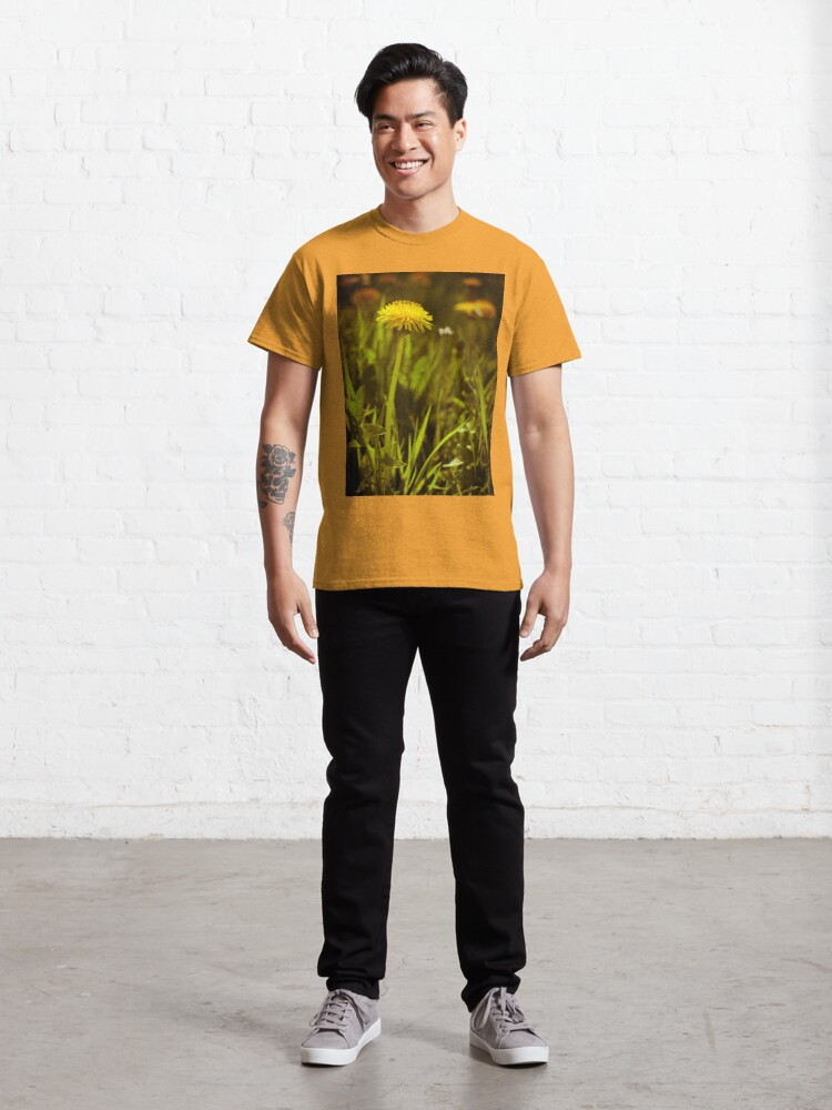 Alternate view of Dandelion Classic T-Shirt