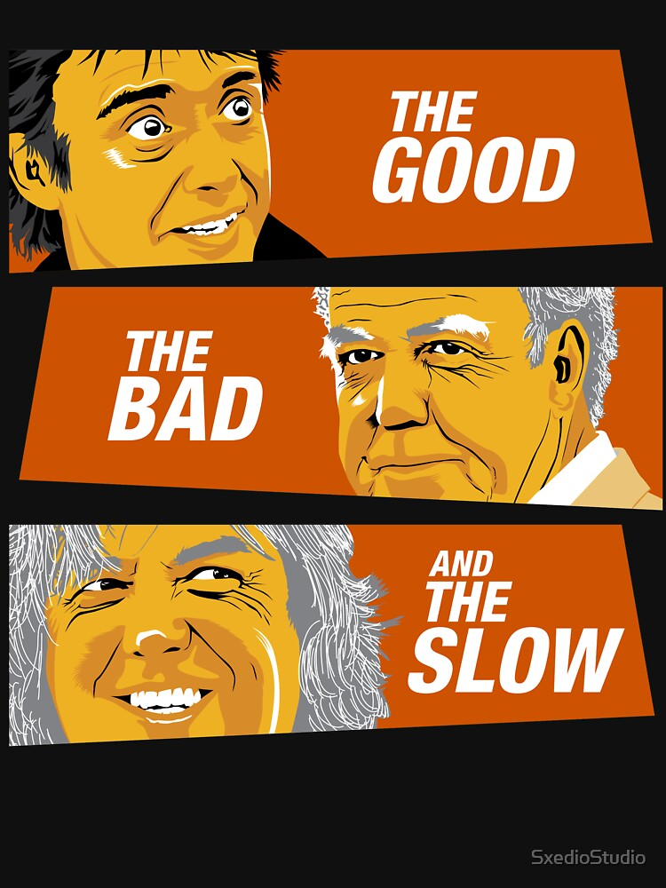 The Good the Bad and the Slow | Unisex T-Shirt