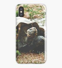 Galapagos Turtle iPhone Case/Skin