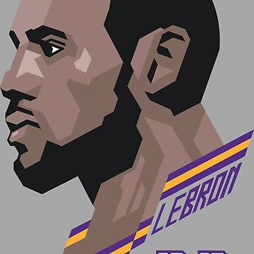 LAbron by JJFGraphics