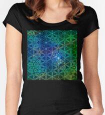 Vernal Metamorphosis 8 Women's Fitted Scoop T-Shirt
