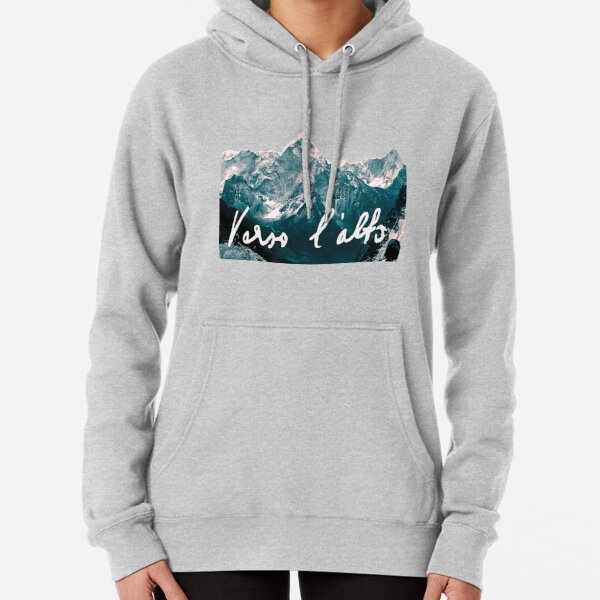 To the Heights! Pullover Hoodie