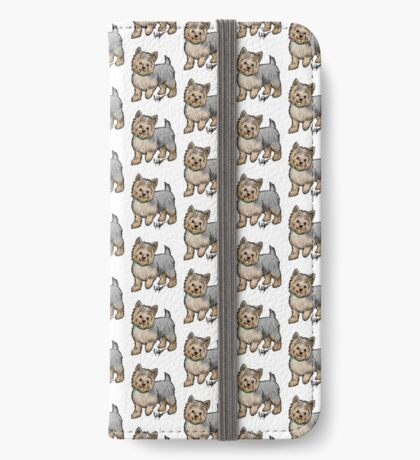 Yorkshire Terrier iPhone Wallet
