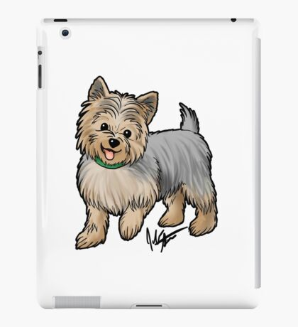 Yorkshire Terrier iPad Case/Skin
