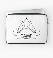 Cool Camp Design Laptop Sleeve