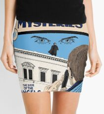 Consulting Detective Mysteries Mini Skirt