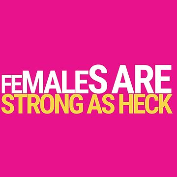 Females Are Strong As Heck | Strong as Hell | Unbreakable | Kimmy Schmidt | Netflix by ct2020