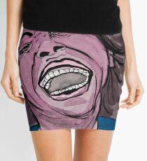 portrait 3 Mini Skirt