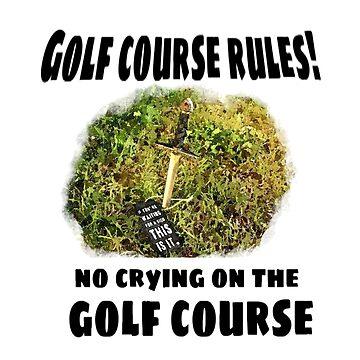 Golf Course Rules by fairmaiden7